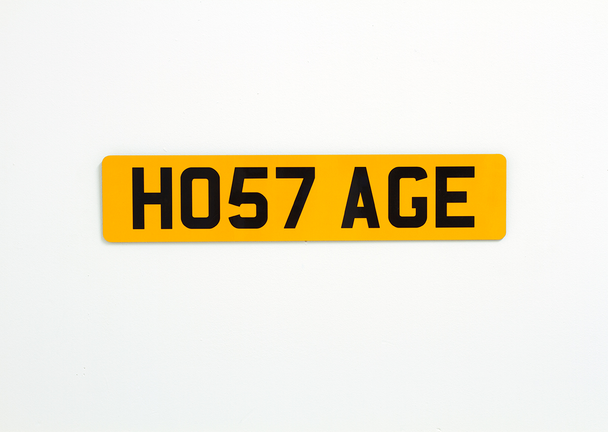 David Blackmore: H057 AGE from REG, 2013
